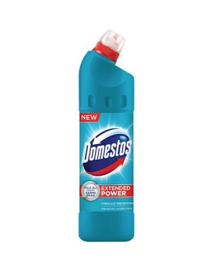 Dezinfectant inalbitor anticalcar Domestos Atlantic, 750 mL