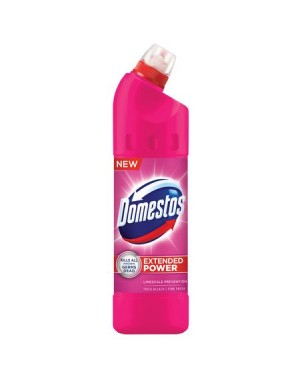 Dezinfectant anticalcar Domestos Pink, 750 mL