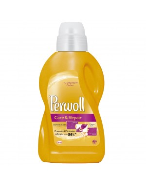 Detergent lichid PERWOLL CARE & REPAIR, 15 spalari, 900 mL