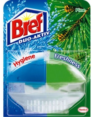 Odorizant WC BREF DUO AKTIV PINE, 50 mL