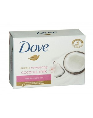 Sapun Dove Purely Pampering Coconut Milk & Jasmine Petals Scent, 100 g