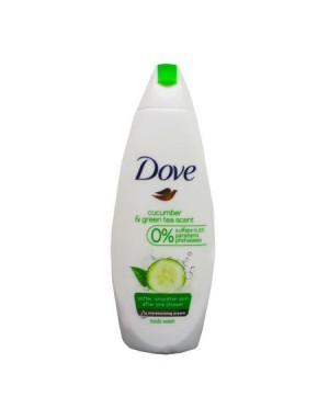 Gel dus DOVE FRESH TOUCH CUCUMBER, 500 mL