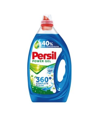 PERSIL POWER GEL FRESH BY SILAN detergent lichid, 60 spalari, 3L